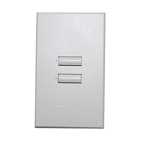 Lutron So-2Bn-Wh-E00 White 24V Seetouch 2-Button Wallstation Wall Station