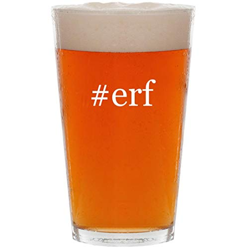 #erf - 16oz Hashtag All Purpose Pint Beer Glass