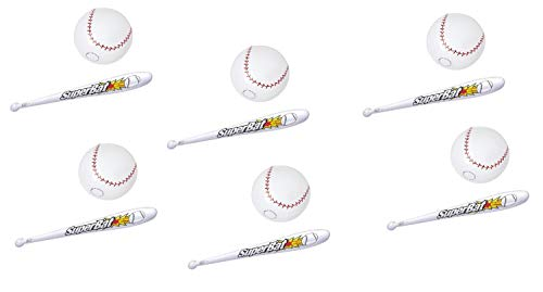 Baseball Party Favors Inflatable 24