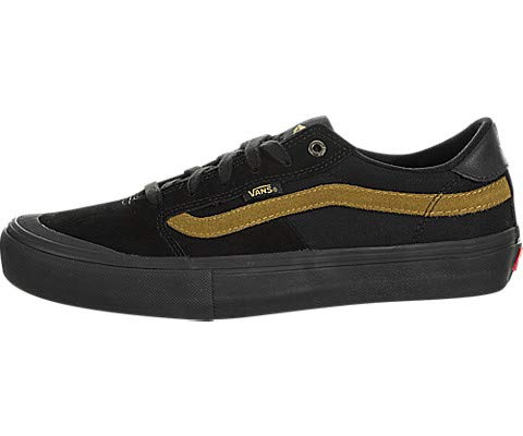 bf28ff9431 Vans Style 112 Pro Kids' Black/Cumin Kids 5uk / Black/Cumin: Amazon ...
