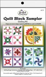 Quilling Kit, Quilt Block Sampler ()