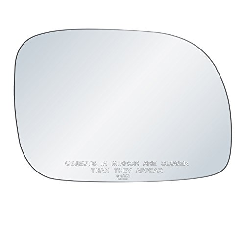 - Rugged TUFF exactafit 8340R Replacement Passenger Right Side Mirror Glass Convex Lens fits Grand Voyager Caravan Town & Country