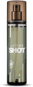 LAYER'R SHOT DEODRANT Review, LAYER'R