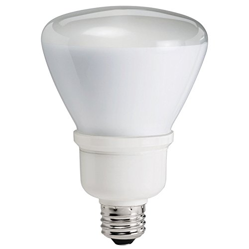 Philips Lighting 456798 R30 Reflector Compact Fluorescent Lamp 15 Watt E26 Medium Base 750 Lumens 82 CRI 2700K