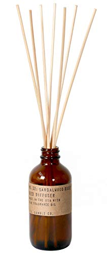 P.F. Candle Co. - No. 32: Sandalwood Rose Diffuser (Height Sandalwood)