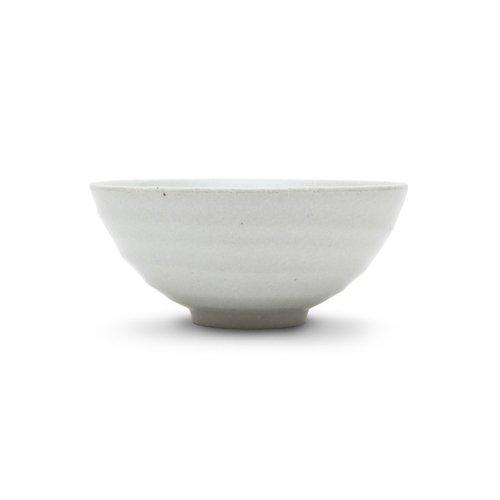 KwangJuyo Casual Line Soup Bowl/_White Grey