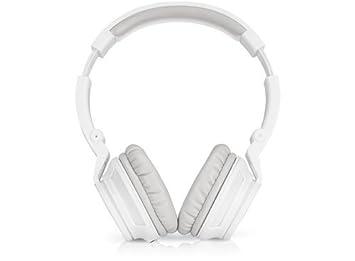 HP H3100 Stereo White Binaurale Diadema Color Blanco Auricular con micrófono - Auriculares con micrófono (