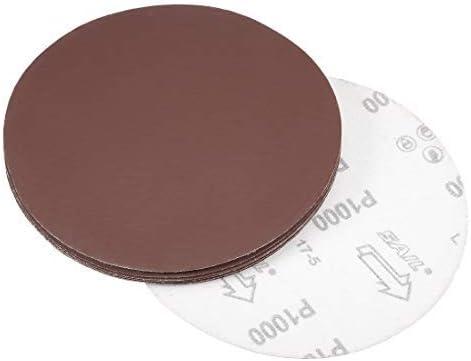- 7-inch sanding disc, 1000-grit sandpaper for sander, 10 pieces