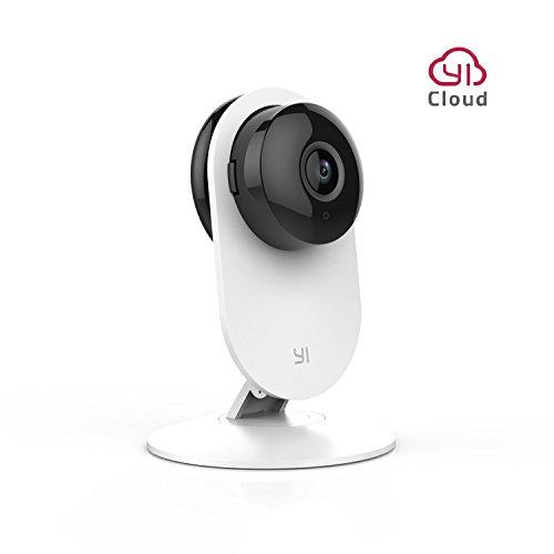 Wireless Wi-Fi Home Webcam - 1