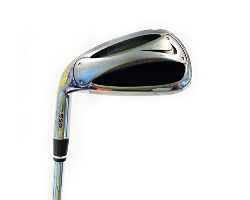 LH Nike Slingshot Single 6 Iron Steel TT Dynamic Gold Speed Step Regular (Nike Mens Slingshot)