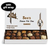 See's Candies 1 lb. Chocolate & Variety