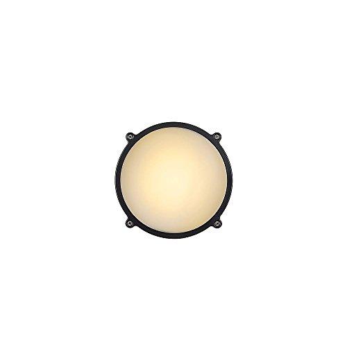 lucide-hublot-led-round-12w-3000k-800lm-oe19cm-grey