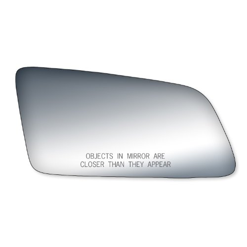Fit System 90008 Buick/Oldsmobile/Pontiac Passenger Side Replacement Mirror Glass