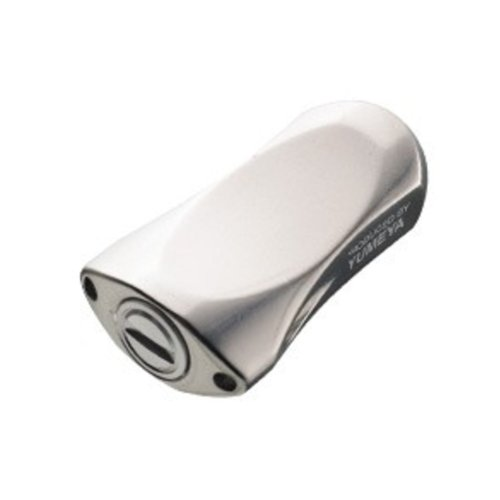 SHIMANO YUMEYA Handle Knob Silver (Japan Import)