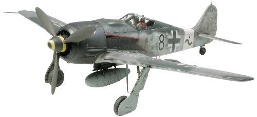 Focke-wulf Fw190 A-8/a-8 R2 - 1:48 Aircraft - Tamiya