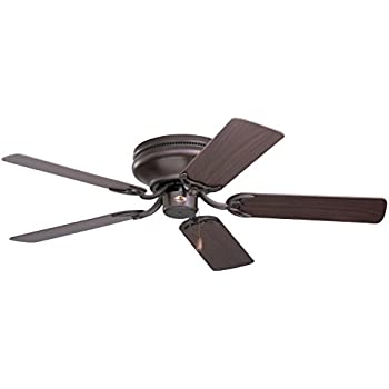 this item ceiling fans snugger low profile hugger fan inch blades light kit adaptable oil rubbed bronze finish lights with and remote 42 fa