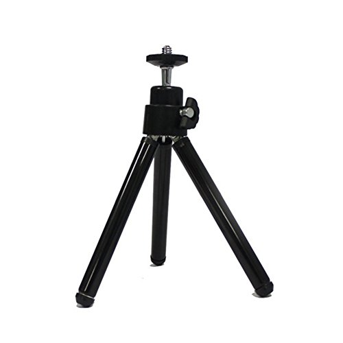 Universal Telescopic Camera Tripod Stand Holder Mount For Phone - 5