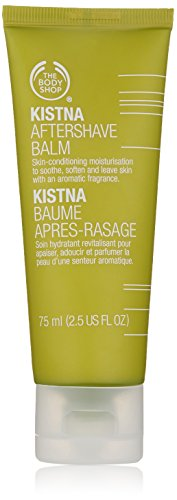 Shave Aromatic After (The Body Shop Kistna Aftershave Balm, 2.5 Fl Oz)