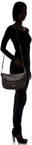 Li COACH Chelsea Black Womens Crossbody Pebble qrIOq