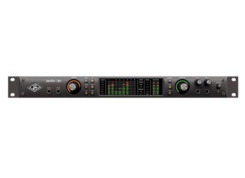 Universal Audio Apollo x6 Thunderbolt Audio Interface