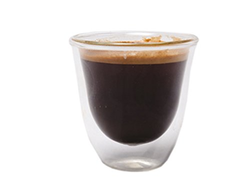 LaCafetiere Jack Double Walled Espresso Glasses, Set of 4 ()