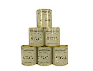 1 Half-Case of Canned Granulated White Sugar ()