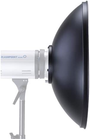 Glow 22 Silver Beauty Dish for Broncolor Pulso Mount