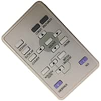 EASY Replacement Remote Control for Mitsubishi FD730UG XD520U XD520U-G SD110U SD200U SD205U Projector