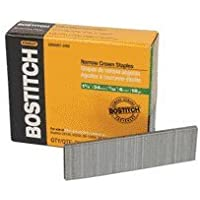 Bostitch Sx503513/8ss-1m 1-3/8leg 18-gauge 7/32 Narrow Crown Stainless Steel Staples(1000) by BOSTITCH