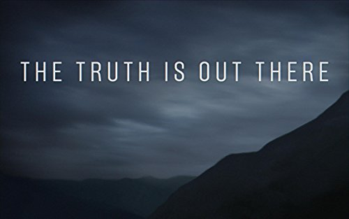 x-files-the-truth-is-out-there-1993-2002-tv-show-poster-24x36