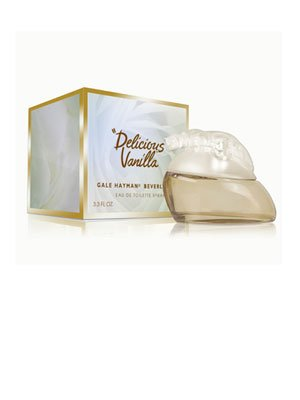Gale Hayman Delicious Vanilla Eau de Toilette Spray for Women, 3.3 Ounce (Peony De Eau Vanilla Toilette)