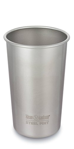 Klean Kanteen 16-Ounce Stainless Steel Pint Cup (1 unit) ()