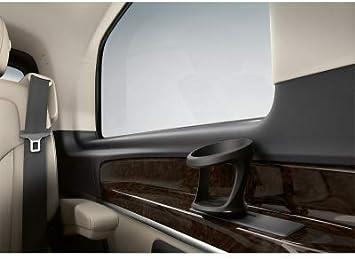 Mercedes Benz Original W 447 V Klasse Vito Metris 1x Cupholder Für 3 Sitzreihe Im Fahrgastraum Schwarz Auto
