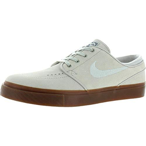 Nike Men's Zoom Stefan Janoski Light Bone/Light Bone Skate Shoe 12 Men US