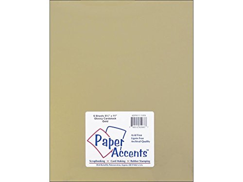 Paper Accents Glossy - 9