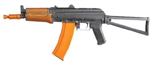 licensed kalashnikov aks-74u electric airsoft gun metal fps-400(Airsoft - Aks 74u Airsoft