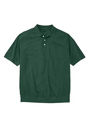 Kingsize Banded Bottom Pocket Shirt