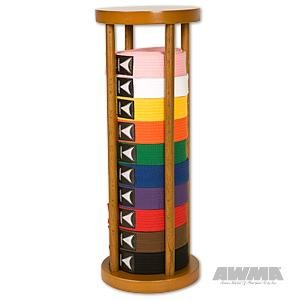 Round Stacker Belt Display - 10 Level by Pro Force