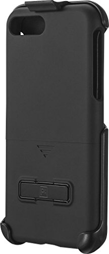 Platinum - Holster Case for Apple iPhone 7 Plus - Black