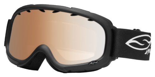 Smith Optics Gambler Goggle (Black Frame, RC36 Lens), Outdoor Stuffs