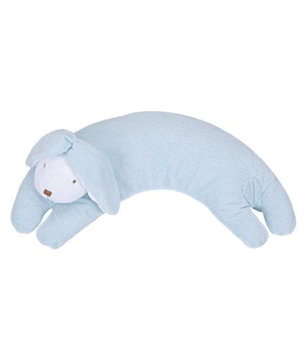 Angel Dear Curved Pillow, Blue...