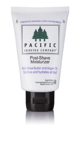 Pacific Shaving Company Women's Post-Shave Moisturizer