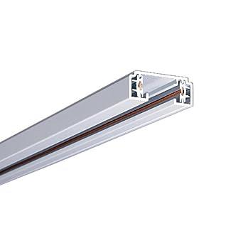 Halo lzr108p lazer single circuit track 8 white track lighting halo lzr108p lazer single circuit track 8 mozeypictures Choice Image