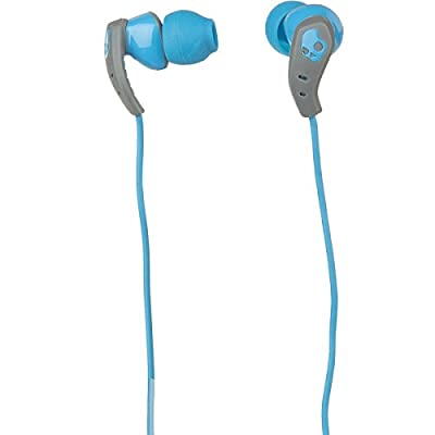 Skullcandy S2CDGY-401 Method Buds In-Ear Sports Performance