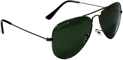 cb03562cedf01 Aislin Aviator Unisex Sunglasses (58