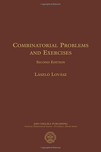 Combinatorial Problems and Exercises (AMS Chelsea Publishing)