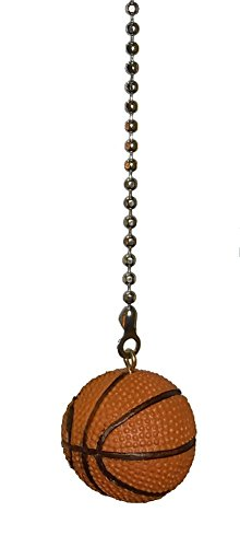 Weez industries sports theme ceiling fan pull light chain weez industries sports theme ceiling fan pull light chain extension basketball mozeypictures Images