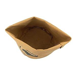Raven Design Washable Paper Multipurpose Storage Basket, 12 1/2 Inch
