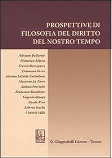 giuristi e filosofi una storia della filosofia del diritto