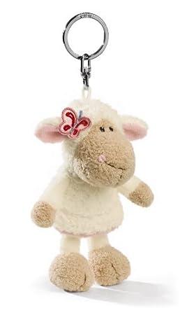 Nici Jolly Elsa 32511 - Llavero con oveja de peluche, 10 cm ...